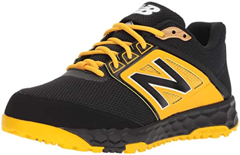 New Balance Men's 3000v4 Turf Baseball scarpe, scarpe, scarpe, nero giallo, 10 D US | Ben Noto Per Le Sue Belle Qualità  | Maschio/Ragazze Scarpa  6e3a6e