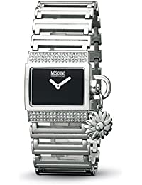 MOSCHINO - Reloj MW0074, color acero