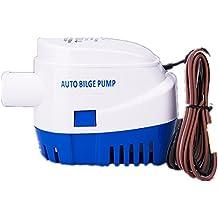 Automático sumergible bomba de agua de sentina con Auto flotador switch-1100gph, hombre