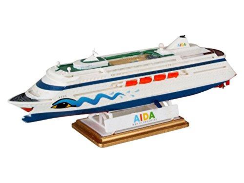 Imagen 3 de Revell 05805 - Maqueta de buque Aida (escala 1:1200)