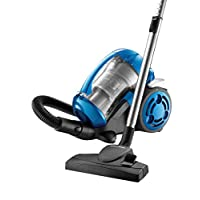 Black and Decker VM2825-B5 Bagless Multi-Cyclonic 6-Filter Vacuum Cleaner, 2000W