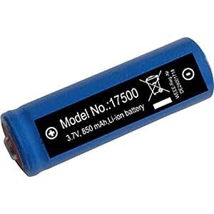 Accu Li-Ion 3,7V 850 mAh 17500