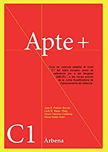 Apte+ nivell c1 editado por Editorial arbena