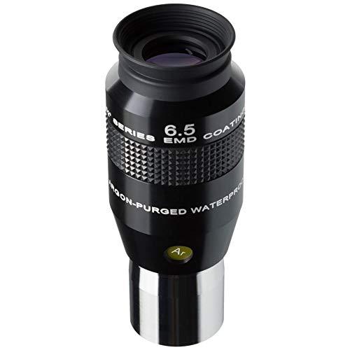 """Explore Scientific 52° LER Okular 6,5mm Ar (1.25\"""") für Teleskope mit hochwertiger EMD Vergütung, wasserdicht mit Argon-Schutzgasfüllung"""