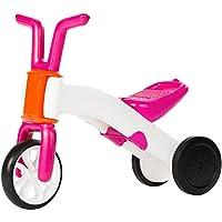 Chillafish - Bunzi Balance Ride-on, correpasillos y bicicleta 2 en 1, color rosa (49901P)