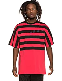 Grimey Camiseta Brick City tee SS19 Red d88e91adaab