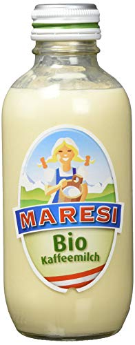 Maresi Bio Kaffeemilch, 15er Pack (15 x 250 ml)