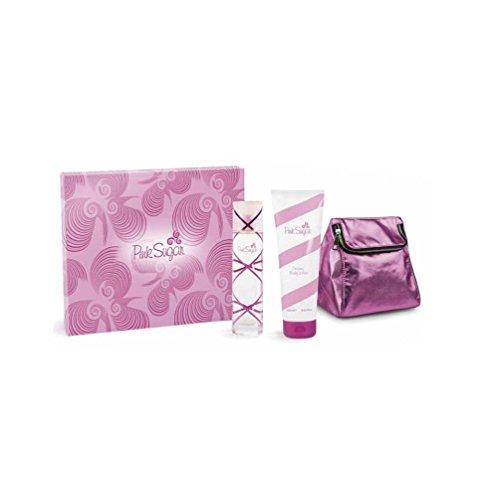 AQUOLINA Pink Sugar Frauen set Parfümierte Wasser 100ml + erstellen Fragrances