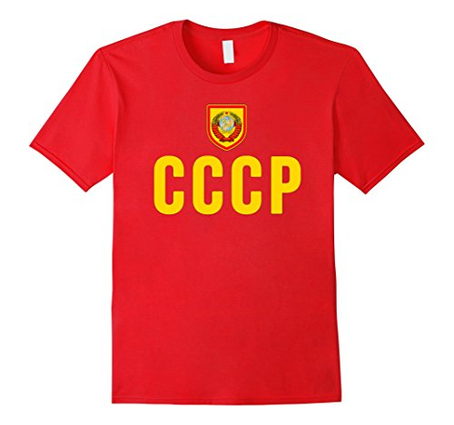 mens-cccp-t-shirt-soviet-coat-of-arms-russian-hammer-sickle-urss-large-red