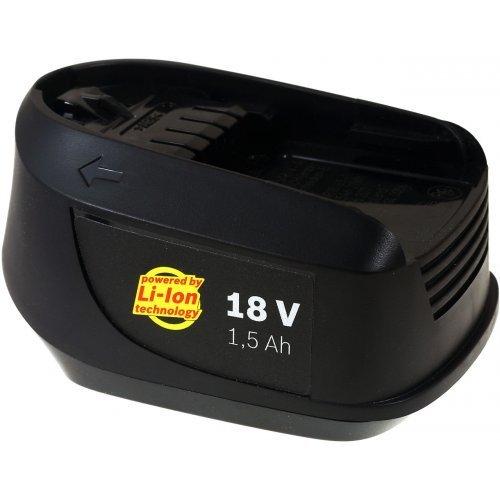 Batterie rechargeable pour souffleur feuilles à batterie Bosch ALB 18 originale, 18V, Li-Ion [ Batterie outil électroportatif ]
