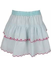 Shoppertree Striped Skirt for Girls