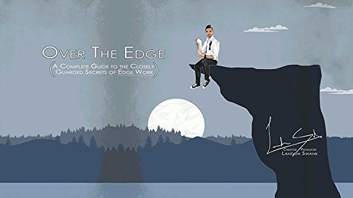 Over The Edge Blu (Gimmick and Cards Included) by Landon Swank - DVD and Didactis - Zaubertricks und props (Blu Game Control)