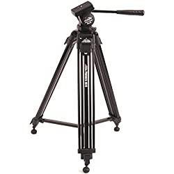 Davis & Sanford PROVISTA6510 Trépied Professionnel pour appareils Photo Reflex numériques HD et caméras