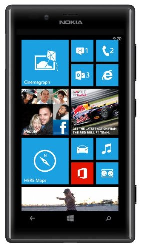 Nokia Lumia 720 Windows Smart Phone Black
