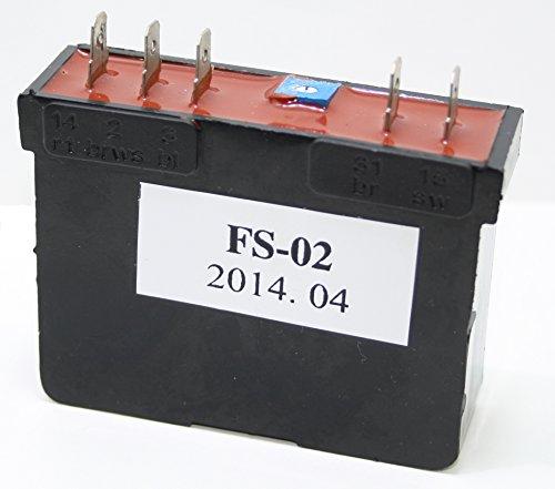 FEZ Steuerteil Elektronik 8309.12 mit Einstellung - für Simson S51, S50, SR50, Schwalbe KR51
