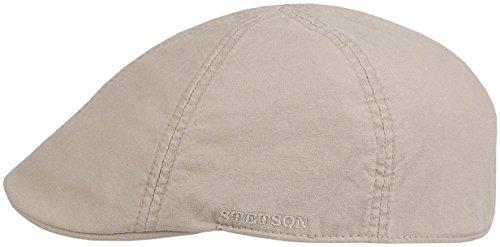 texas-coppola-in-cotone-stetson-berretto-piatto-cappello-piatto-m-56-57-natura