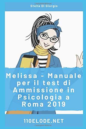 Melissa - Manuale per il Test di Ammissione in