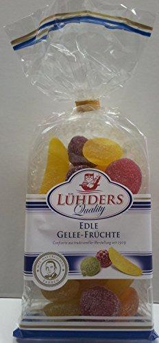 Band Gurke (Lühders - Edle Gelee-Früchte - 200g)
