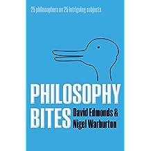 By David Edmonds Philosophy Bites [Hardcover]
