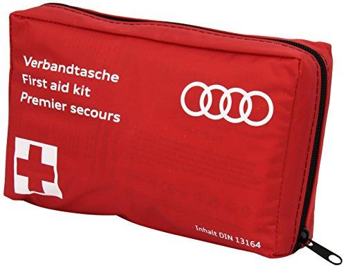 41lBzbvAfxL - Audi 4L0 093 108 B - Botiquín de Primeros Auxilios para automóvil, Conforme Norma DIN 13164B