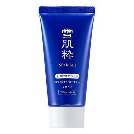 Kose Sekkisui Perfect UV Gel SPF+/PA++++ - 50g