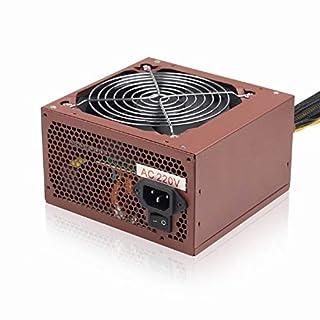 EJC Avenue 400W 80 Bronze ATX/BTX PSU Switching Power Supply with 12cm Quiet fan/for PC Computer