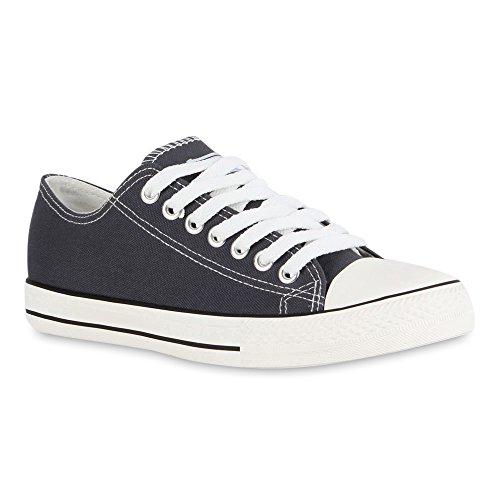 Herren Sneakers | Freizeitschuhe Sportschuhe | Schnürer Stoffschuhe |Fitness Streetstyle | viele Farben Grau
