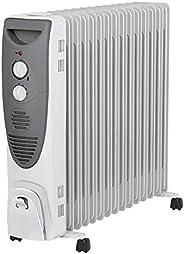 Elekta 15 Fin Oil Radiator Heater 3000W- EORH-15