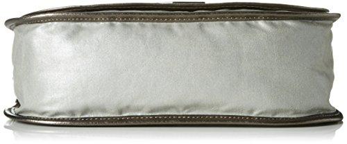Kipling New Luxeables, Sacs bandoulière Argent (Moon Metal)