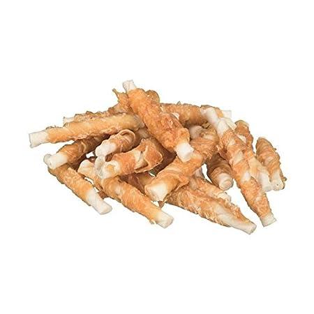 Trixie 31346 Denta Fun Mini Chicken Chewing Roll, 6 cm, 120 g