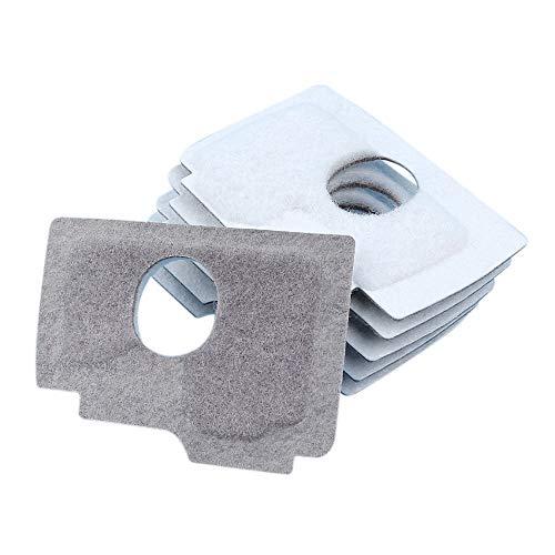 Binchil Luft Filter Reiniger Schaum Kit für Ms170 Ms180 017 018 Ms 170 180 Kettens?ge 6 Teile/Los -