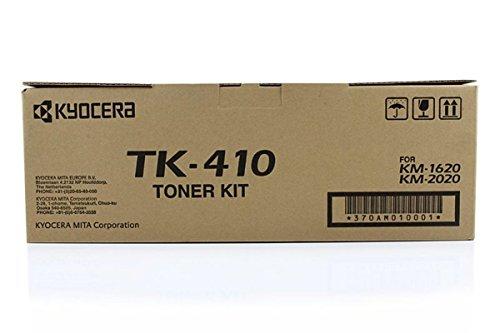 Preisvergleich Produktbild Kyocera KM 1650 J (TK-410 / 370AM010) - original - Toner schwarz - 18.000 Seiten