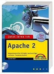 Jetzt lerne ich Apache 2.1.