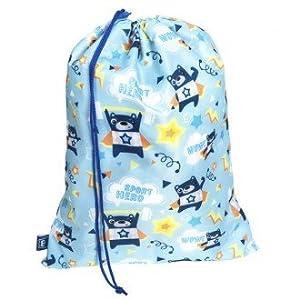 EUREKAKIDS Eureka Kids-796003A Bolsa pequeña Color Azul 796003.0
