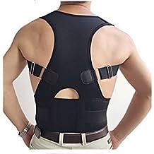 In Neoprene Traspirante Postura Correttore schiena e spalle cintura di sostegno lombare brace