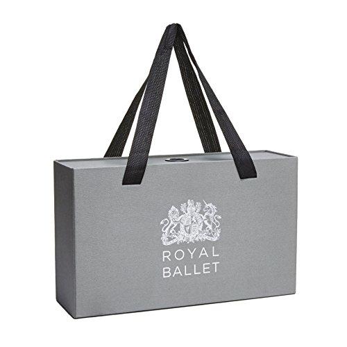 Cocorose Scarpe Pieghevoli - Royal Ballerine Donna Covent Garden (nero)