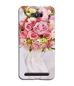 Fuson Designer Back Case Cover for Asus Zenfone Max ZC550KL :: Asus Zenfone Max ZC550KL 2016 :: Asus Zenfone Max ZC550KL 6A076IN (Red rose Gulaab Flower Garden Love)