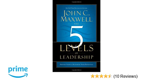 Buy The 5 Levels of Leadership Book Online at Low Prices in India ...