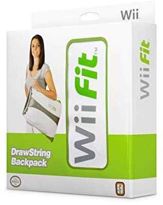 Wii Fit Drawstring Carry Bag (Wii) by Accessories 4 Technology