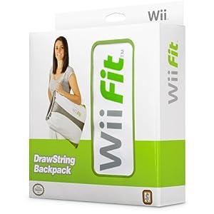 Bigben Tasche Case Rucksack Sport-Tasche Case Hülle für Nintendo Konsole, Wii Fit Balance Board und Zubehör