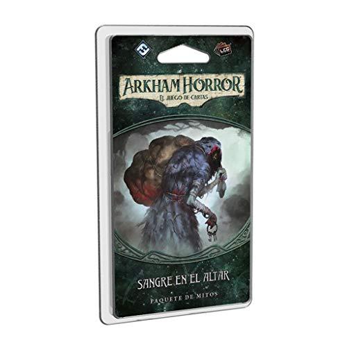 Fantasy Flight Games- Arkham Horror LCG - Sangre Altar