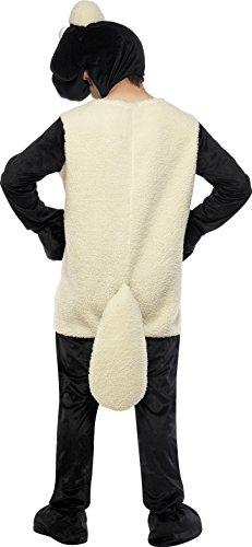 Imagen de smiffy's  disfraz de oveja adultos, talla l 38  40  31329  alternativa