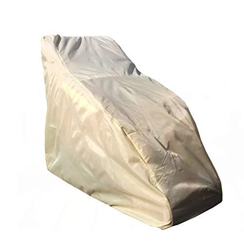 DIAOSI Verdickter Universal-Massagesessel-Staubschutzbezug All-Inclusive-Universaldeckel Schutzüberzug Stoff Home Sonnencreme Anti-Scratch mit speziellen Nähgarn, insgesamt schön -