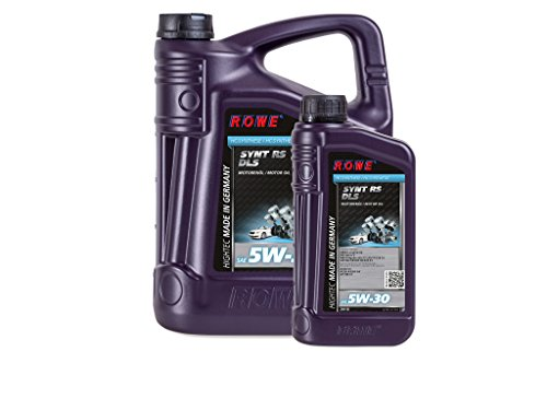 6 (5+1) Liter ROWE HIGHTEC SYNT RS DLS SAE 5W-30