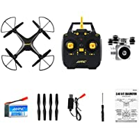 Price comparsion for Fenteer RC Drone Quadcopter with 720P HD Camera WiFi FPV Altitude Hold RTF RC Drones WiFi Live Feed Altitude Hold 20 Minutes Flying Time Black