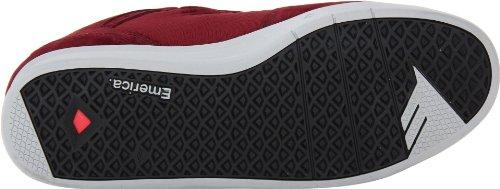 Emerica The Reynolds, de sport homme Rouge - Blood Red