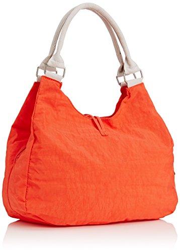 Swankyswans Camden Cat Button Tasche Orange (Orange)