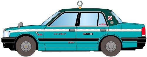 La collection de voitures 80 80HG-020 vert Cab (japon importation)