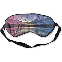 Lake Water Tree Clouds Sleep Eyes Masks - Comfortable Sleeping Mask Eye Cover For Travelling Night Noon Nap Mediation... preisvergleich bei billige-tabletten.eu
