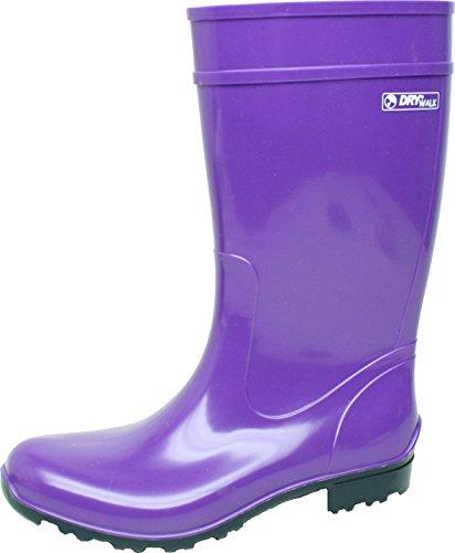 BOCKSTIEGEL® LUISA - Stivali di Gomma alla Moda | Donna | Taglie: 36-42 Viola/Dk-Blue